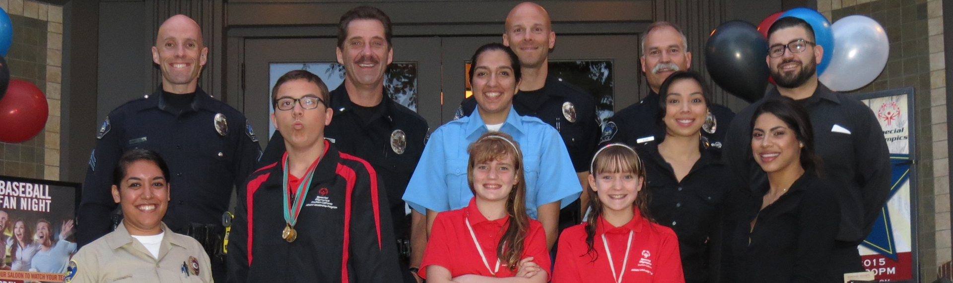 GREAT TIP-A-COP EVENT @ CLAIM JUMPER TO SUPPORT SPECIAL OLYMPICS!