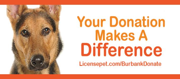 Animal Shelter Programs Burbank Ca Police Department Design