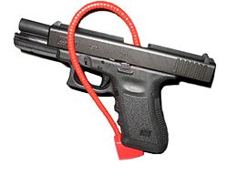 260px-Glock17_With_Cable_Lock