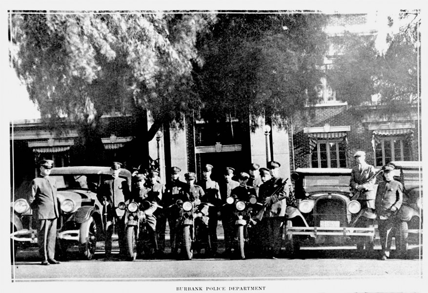 1930s_Motors_and_Patrol_City_Hall